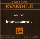 CE-14. Intertestament