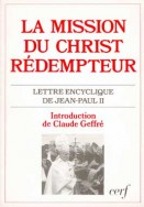 La Mission du Christ Rédempteur