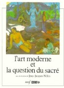 L'Art moderne et la question du sacré