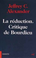 Réduction. Critique de Bourdieu