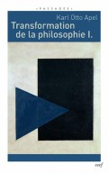 Transformation de la philosophie, I