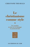 Le christianisme comme style, 1