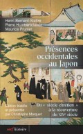 Présences occidentales au Japon