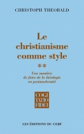 Le christianisme comme style, 2