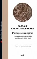 L'archive des origines