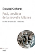 Paul, serviteur de la nouvelle Alliance
