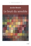 Le Bruit du sensible