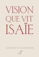 Vision que vit Isaïe