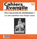 Supplément Cahiers Evangile SCE180