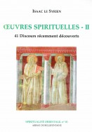 Oeuvres spirituelles d'Isaac le Syrien II