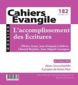 CE-182 L'accomplissement des Ecritures