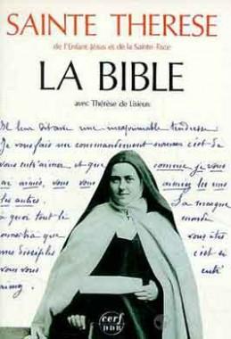 La Bible avec Thérèse de Lisieux 9782204013161