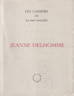 Jeanne Delhomme