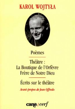 [audio-book] KAROL WOJTYLA LA BOUTIQUE DE L'ORFEVRE ~ 1979