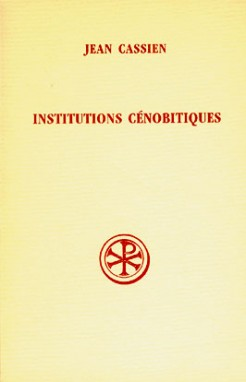 SC 109 Institutions cénobitiques