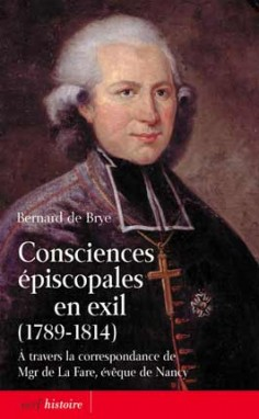 Consciences épiscopales en exil – 1789-1814
