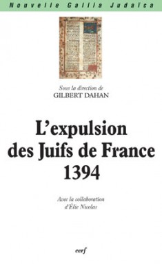 L'Expulsion des Juifs de France 1394