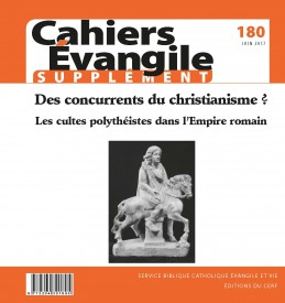 SCE-180. Des concurrents du christianisme ?